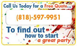 find out how to click a great party by calling us!